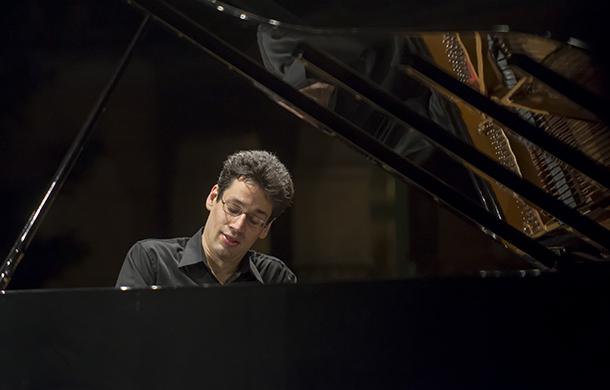Jonathan Biss, piano / Recital